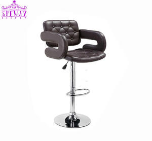 Reclining Bar Chair With Footrest