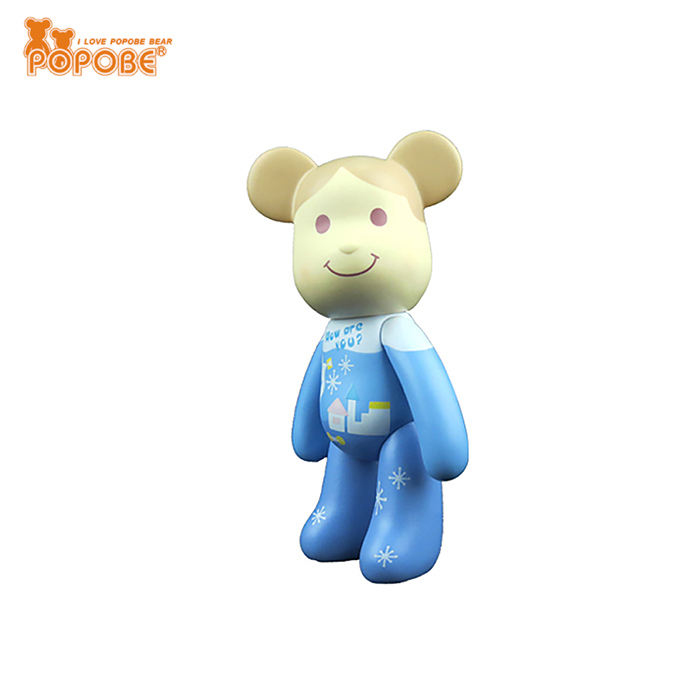 Factory POPOBE Bear Decoration & Phone Stand OEM Available Boys Gift Items