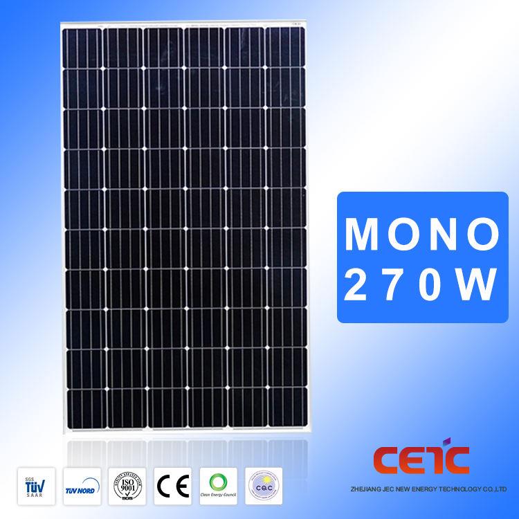 Mini solaranlagen <span class=keywords><strong>wind</strong></span> solar-hybrid-energiesystem 270 watt monocristalino panel solar kit