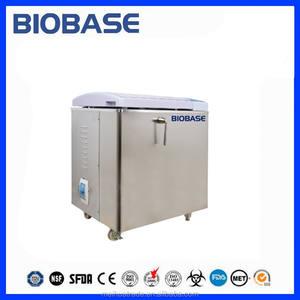 100L флип открыт двери вертикальная автоклав стерилизатор, высокого давления паровой стерилизатор