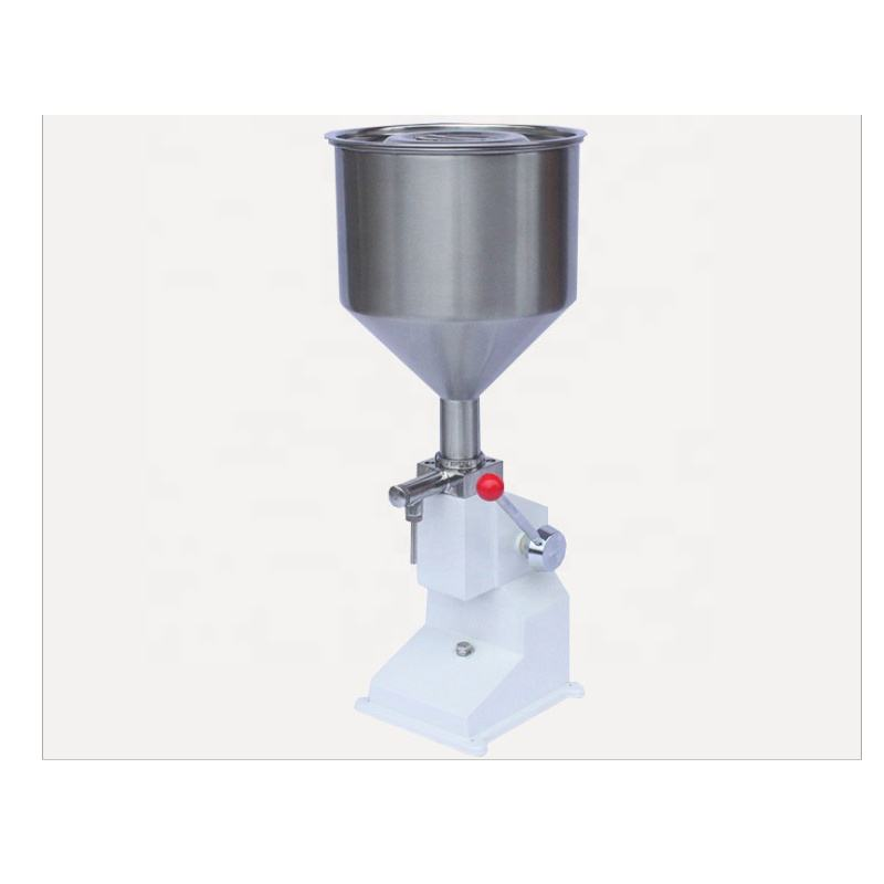 Professional Filling Machine Manual Paint