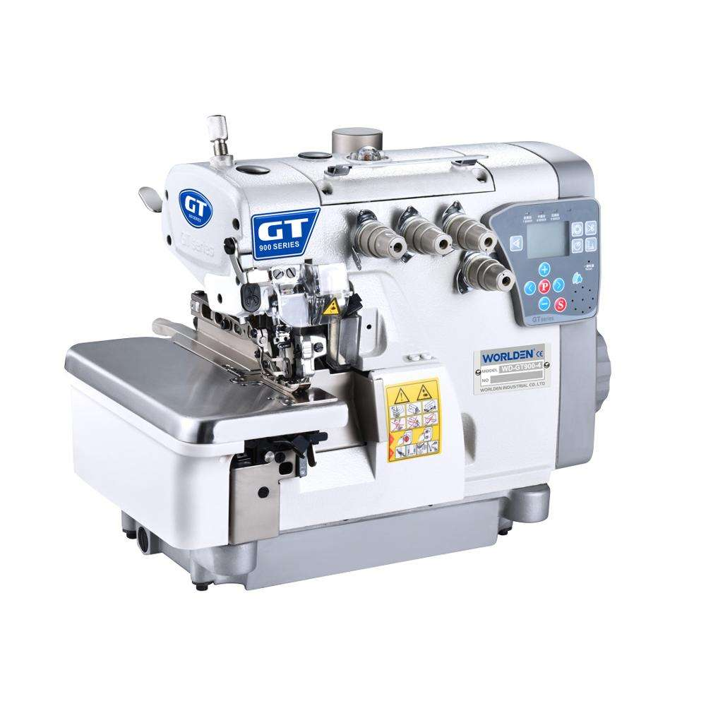 WD-GT900 New Type Super High speed Overlock Industrial Sewing Machine