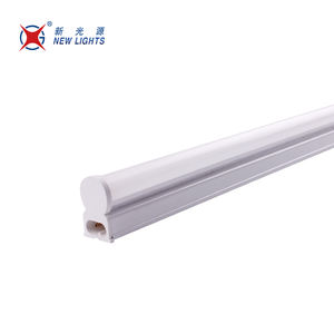 raw material led tube light fixture PC cover t5 led fixture IC driver