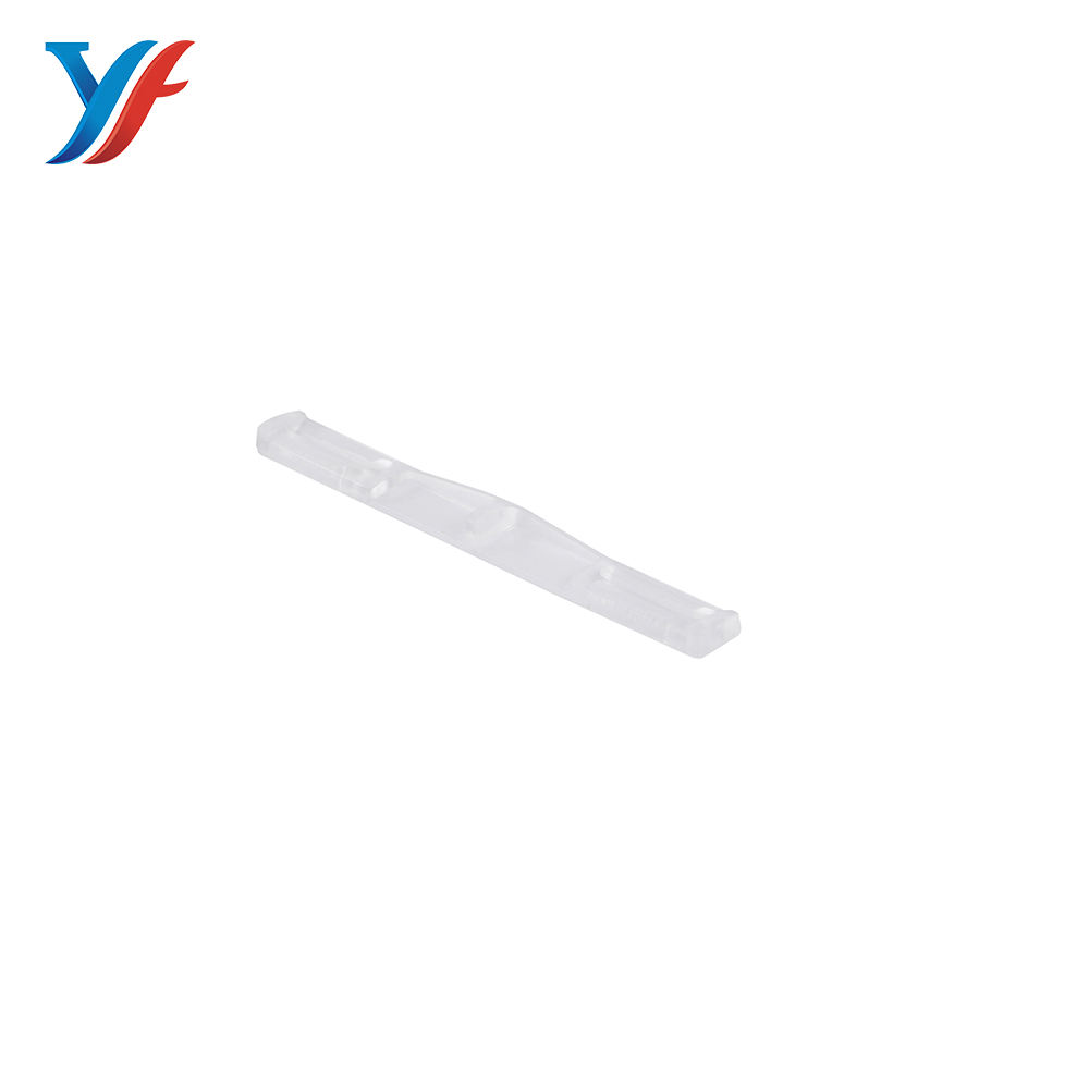 110x13MM customizable Plastic office stationery compressor bar