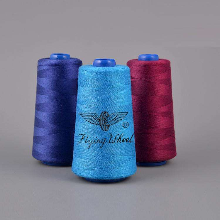 Manufacturers Industrial 100 Spun Polyester Sewing Thread 40/2