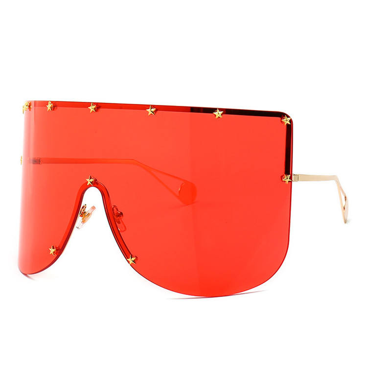 Euramerican street snap new product ideas shades big frame sunglasses