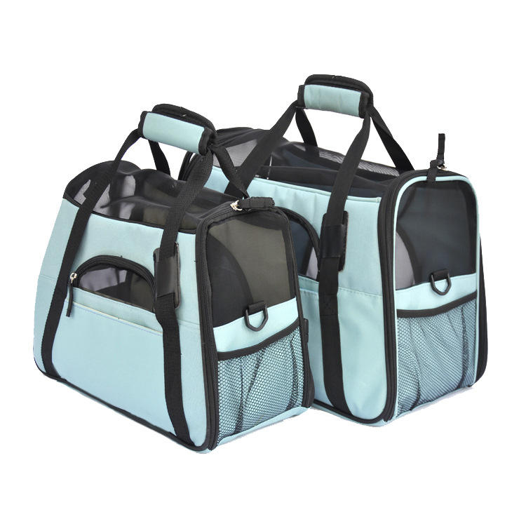 Foldable Transport Pet Carrier Cage ,Airline Pet Carrier Cage