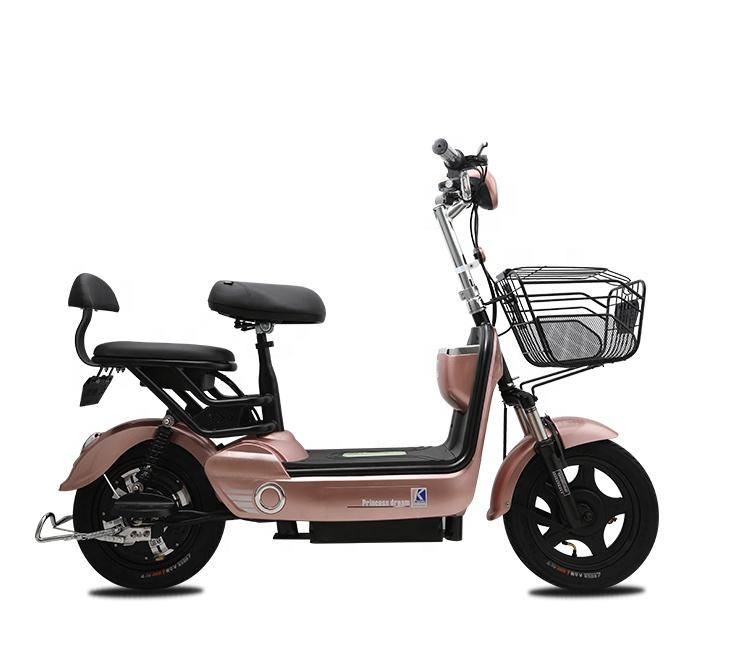 China production 2 wheel Electric Scooter/Electric city bicycle/E-Bike two seats family bicycle city e bike