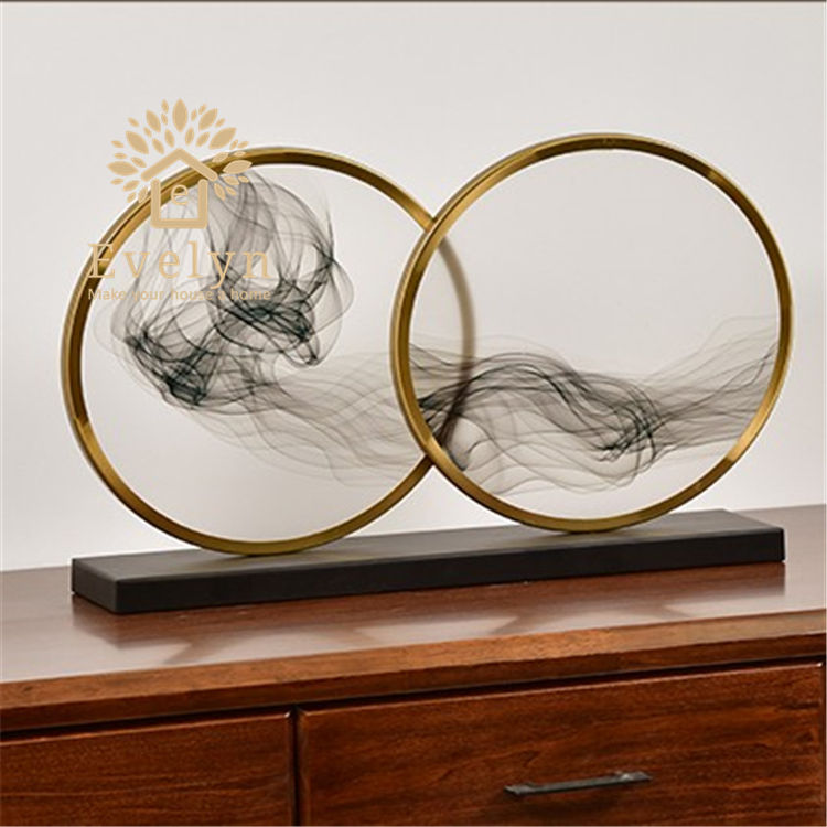 Guangzhou vintage fashion large indoor home decor retro accessories