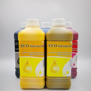 Factory offer the high quality eco solvent ink for Epson XP600/XP800 printer