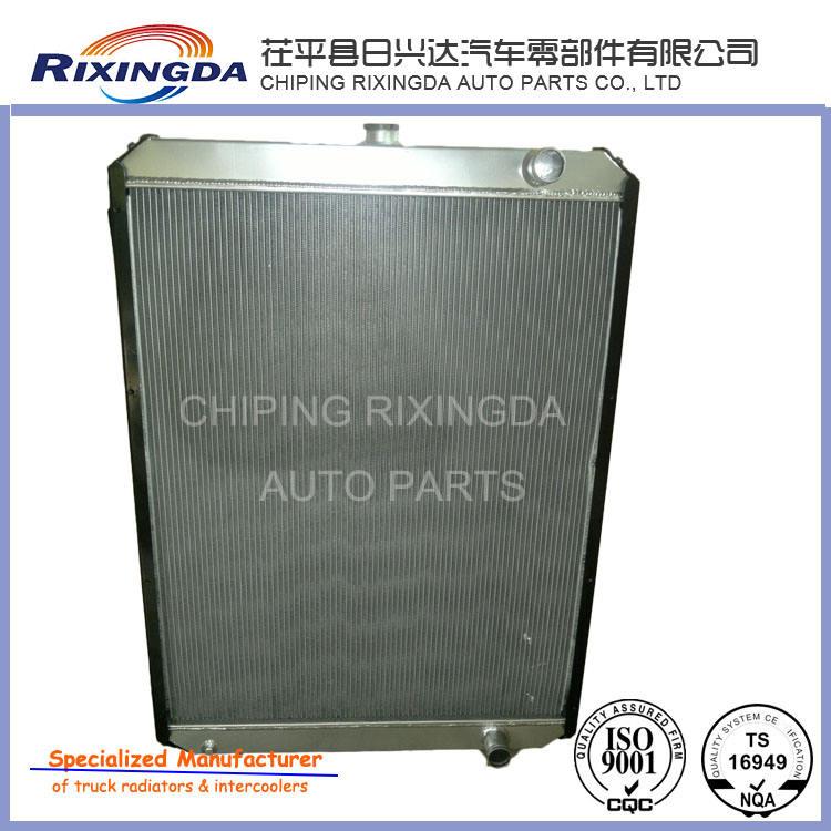 Radiador de alumínio para E330C escavadeira <span class=keywords><strong>fabricante</strong></span> Japonês