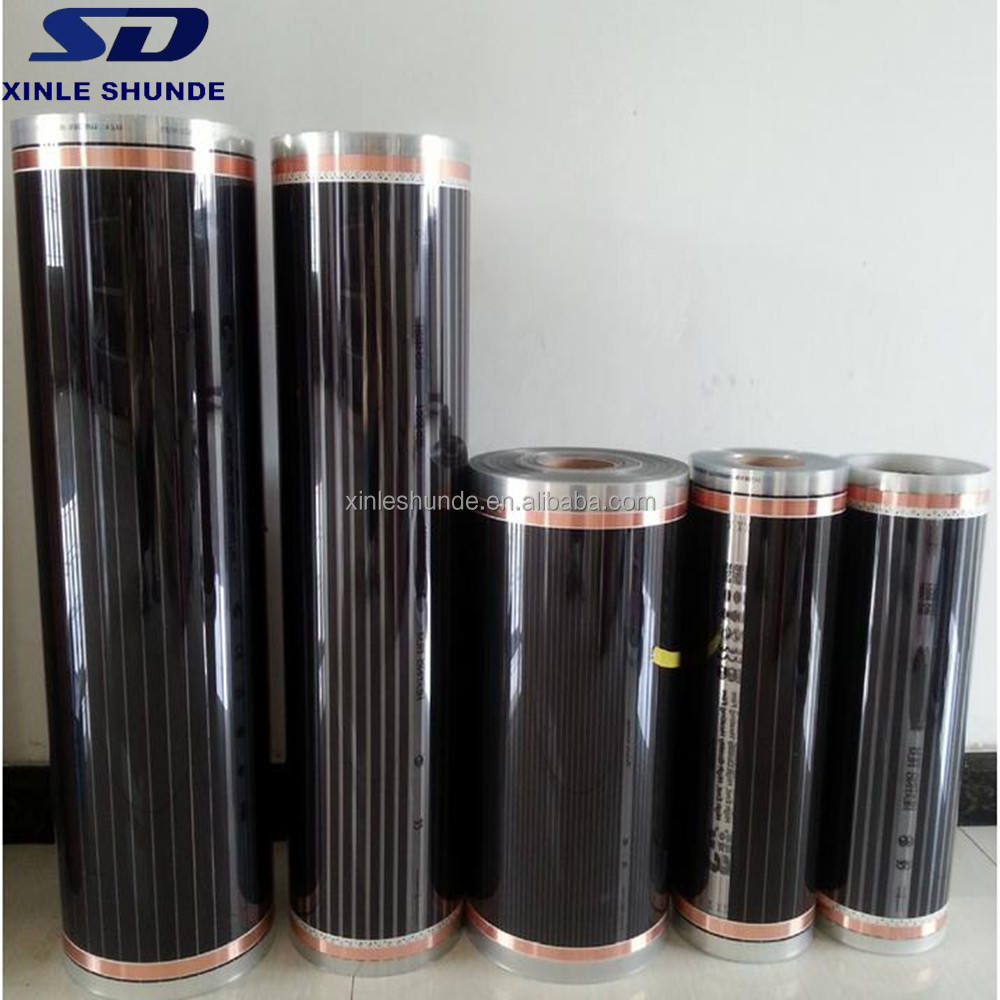 Far Infrared Underfloor Carbon Electric Heating Film