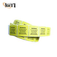 30% Discount Bottom Price  customized EAS Soft Sticker Sensor  anti theft shoplifting label on clearance