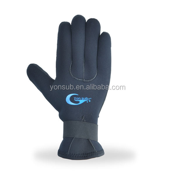 2019 new design hot selling 3mm Neoprene diving glove