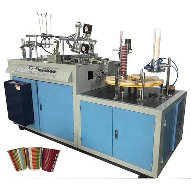 Manual Ripple / Corrugated Sleeve Paper Making Machine Prices