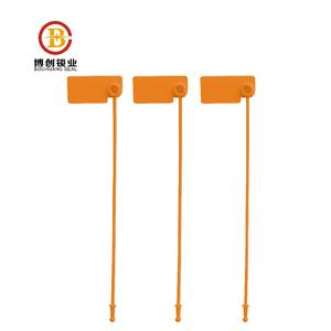 high security pull tight plastic seal cable tie