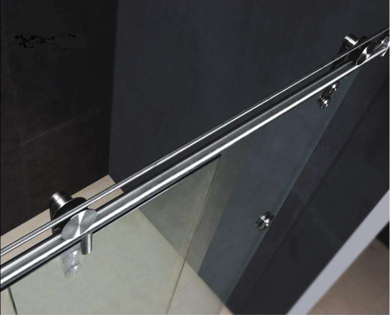 High quality patent product full metal glass sliding door roller system