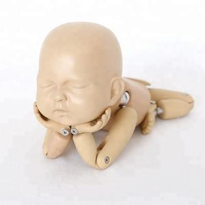 Newborn Photography Training Doll for Photographers Realistic Dolls Baby Photography Props