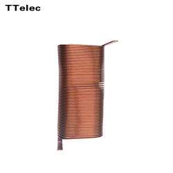 Manufacturer power common mode choke coil inductor flat wire