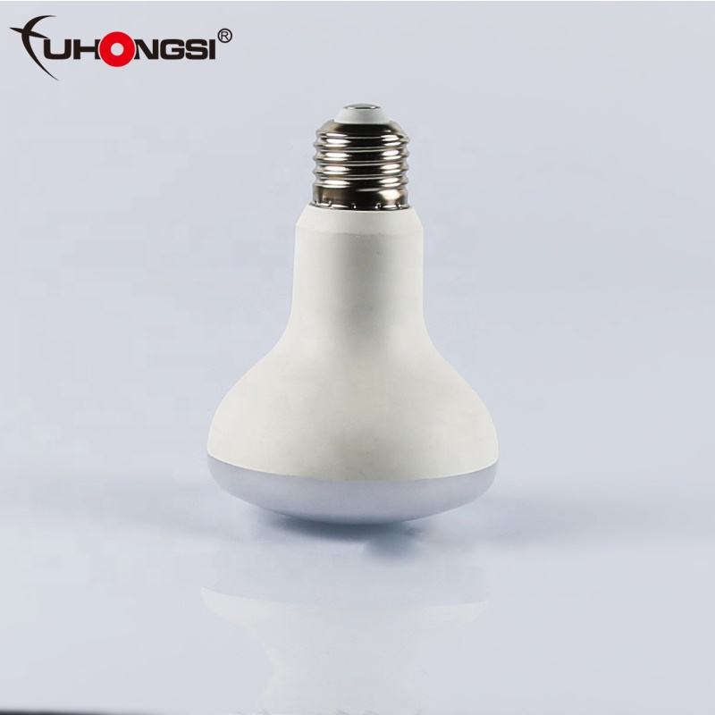 High quality aluminum smart housing r39 r50 r80 r63 led bulb e27 e14 lamp