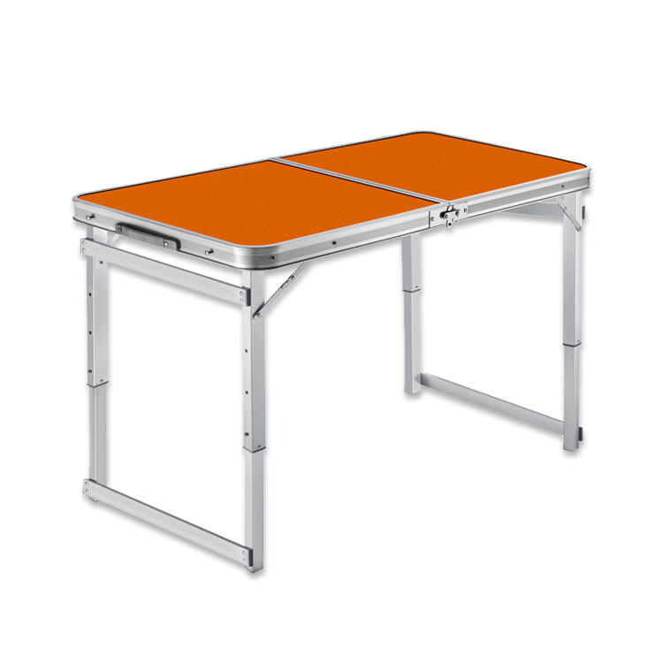 Tuoye Rectangle Outdoor Plastic Folding Table On Sale
