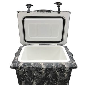 Commercio all'ingrosso importato rotomolded Camouflage ice box frigo