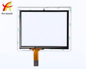 10.1 inch multitouch touchscreen panel foil usb raspberry pi mini gaming laptop notebook multi capacitive touch screen kit