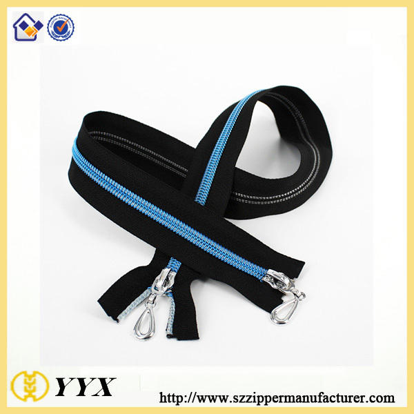 Great Quality Nylon Zipper for Cycling Jerseys