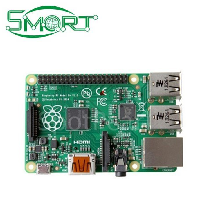 Smart Electronics~Raspberry pi B+ 3rd generation blackberry .Raspberry Pi Model b+ , UK original Linux development board