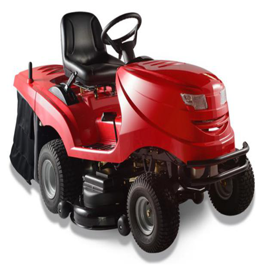 China Mower Factory Ride On Cheap Riding Tractor Smart Gas Lawn Mower for Sale Wholesale Price