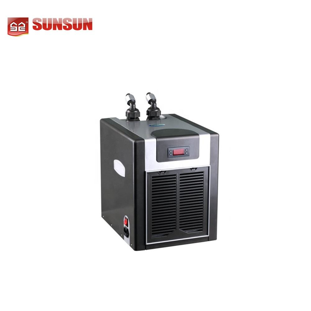 SUNSUN small aquarium water chiller air cooled water chiller