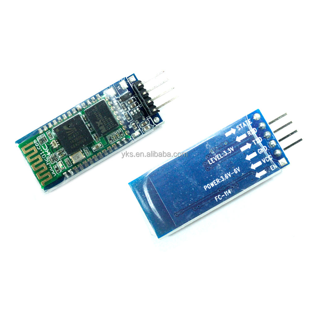 [ Rf Transceiver Module Rs232 ] HC 06 RF Wireless Bluetooth Transceiver Slave Module RS232 / TTL To UART Converter And Adapter For Arduino