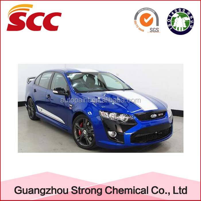 Easy-standing Hi Gloss and car paint usage coating material