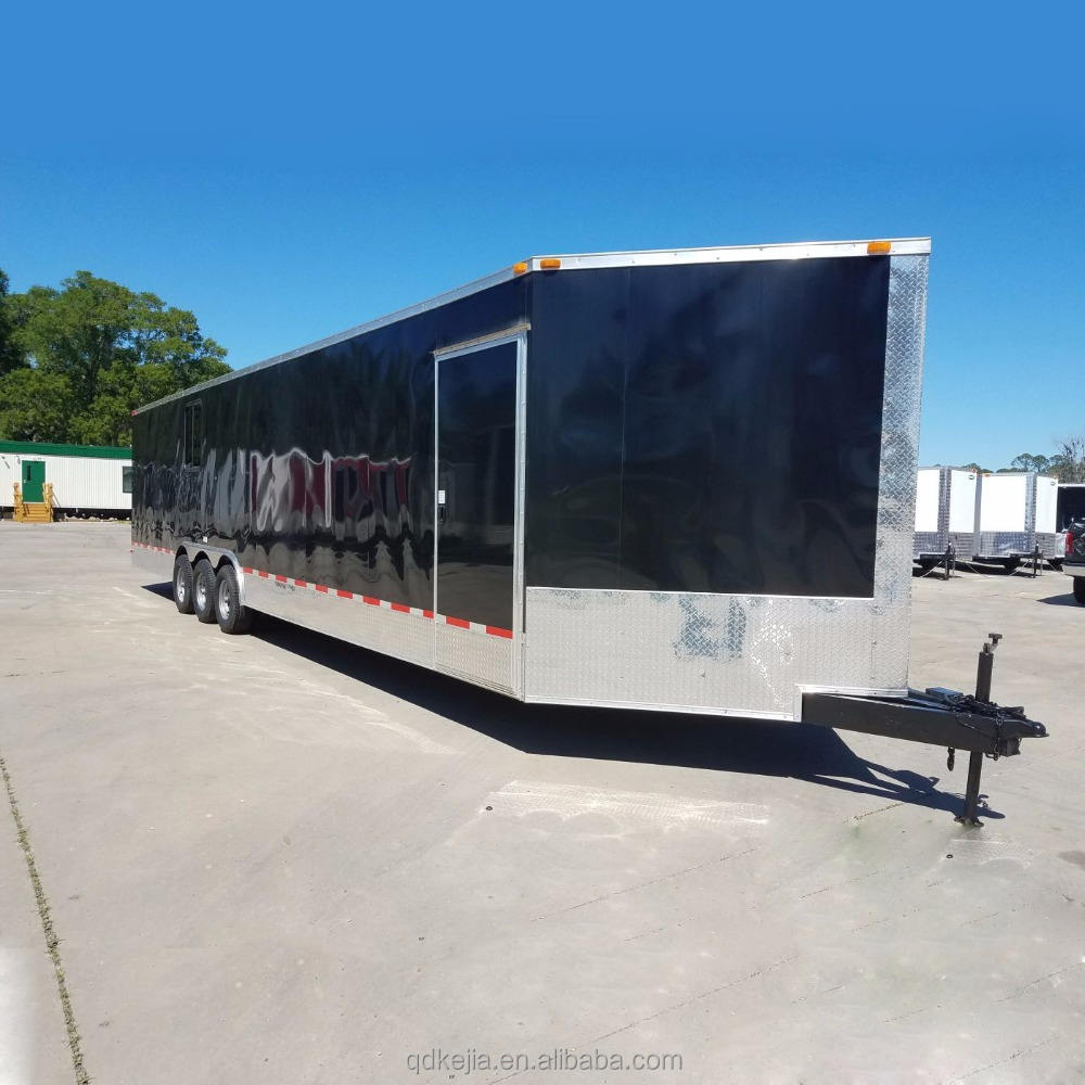 Custom Made Mobile Enclosed Trailer
