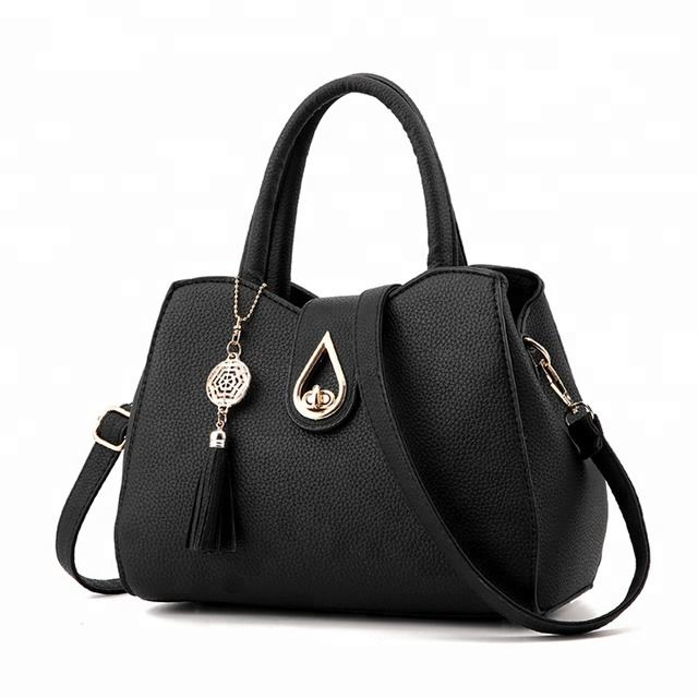 Young women shoulder bags Genuine Leather 숙 녀 Handbags