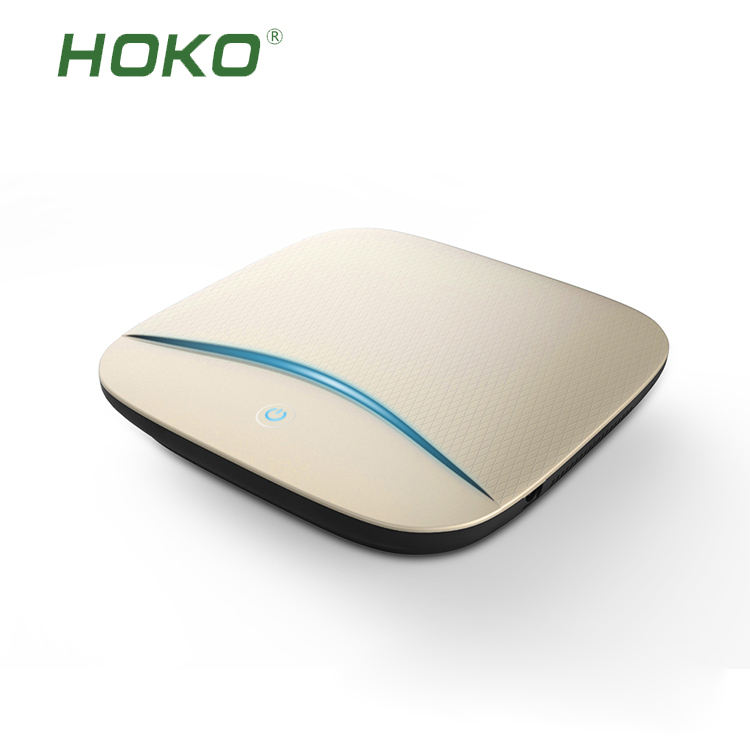HOKO <span class=keywords><strong>Car</strong></span> Air Purifier Oxygen Bar Ionizer Eliminare L'<span class=keywords><strong>odore</strong></span> e Polvere