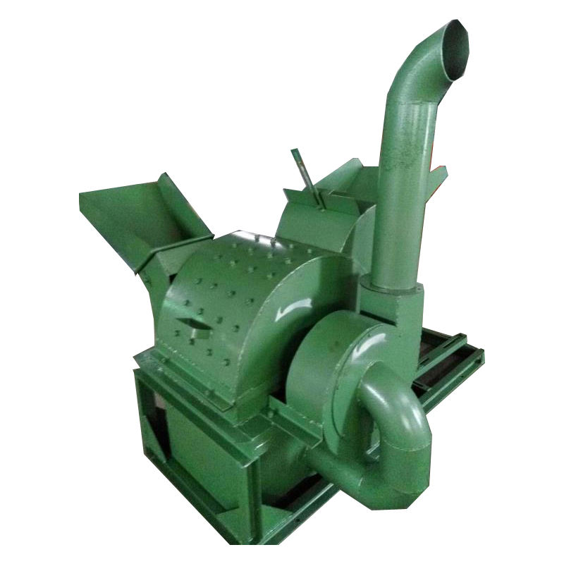 waste wood sawdust sugarcane bagasse crusher machine for sales