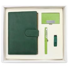Husben personalize gift hardcover notebook set for promotion