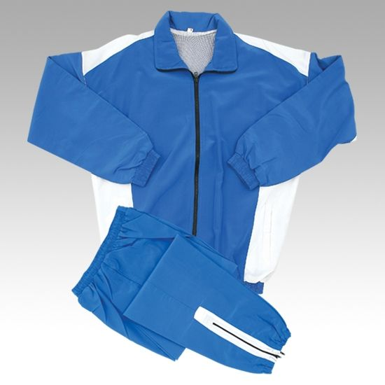 100% Polyester Taslon Poly Micro The tracksuits Model 2013