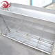 Automatic Stainless Steel 5 Holes Double Side Pig Feeder/trough for pig farming equipment