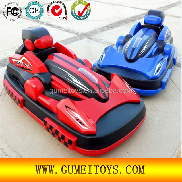 W100 New Arrive 2.4G RC Racing Kids Electric Toys VS F1 Bumper Car