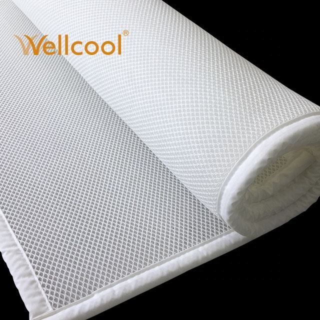 China vervaardigen wit 3d air mesh dunne <span class=keywords><strong>matras</strong></span>, cool <span class=keywords><strong>matras</strong></span>, <span class=keywords><strong>matras</strong></span> cooling pad