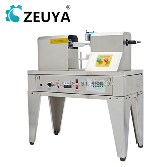 QDFM-125 Manual Ultrasonic Plastic Tube Sealing Machine for Cosmetic Tube Sealing