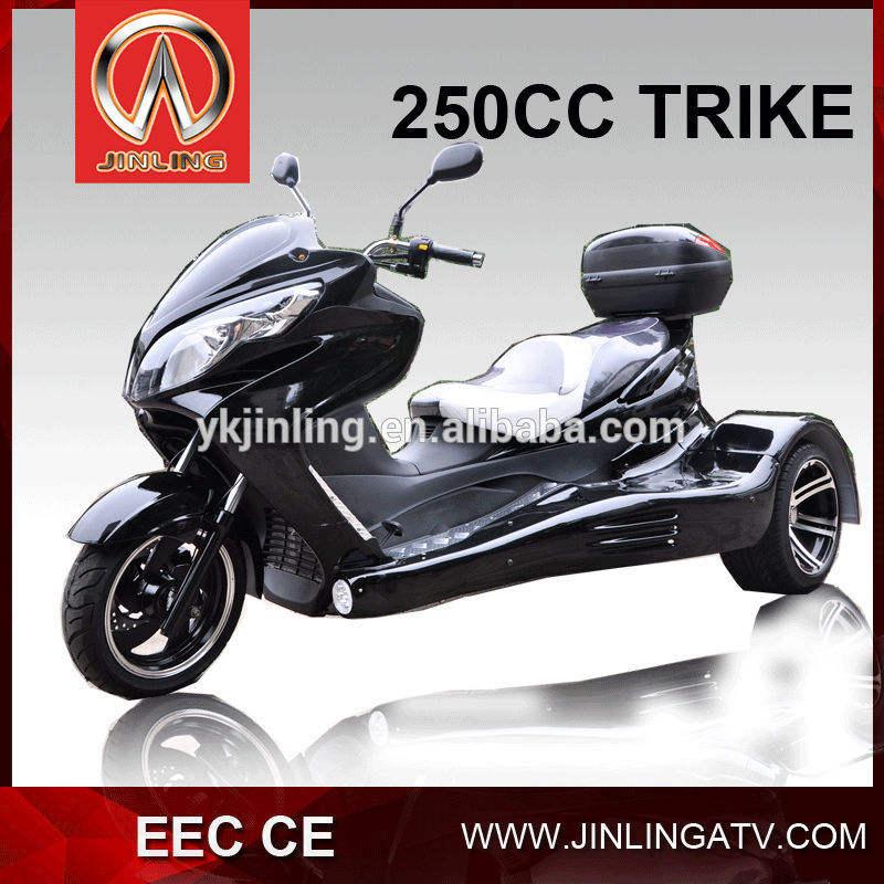 Cee adultos Jinling 300cc cvt transmisión de tres ruedas de la vespa de <span class=keywords><strong>motor</strong></span>
