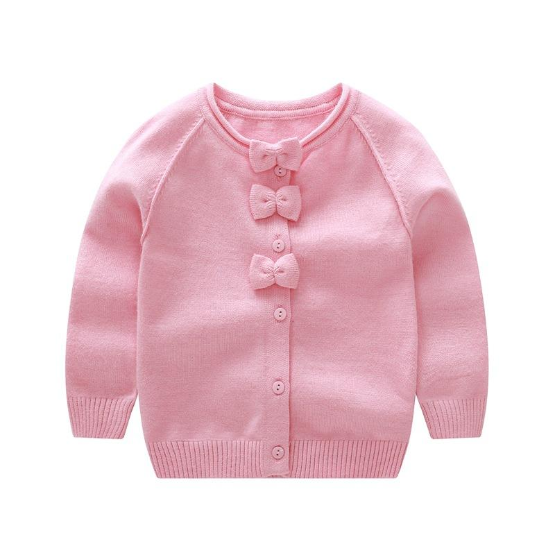 Online Soft Infant Products Baby Knit Sweater Cardigan Sweater