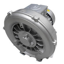 Electric High Pressure Ring Blower 0.4kw Turbo Blower
