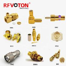 [Amphenol same type] RF connector,RF coaxial cables,SMA/SMB/SMC/MCX/MMCX/IPEX/TNC