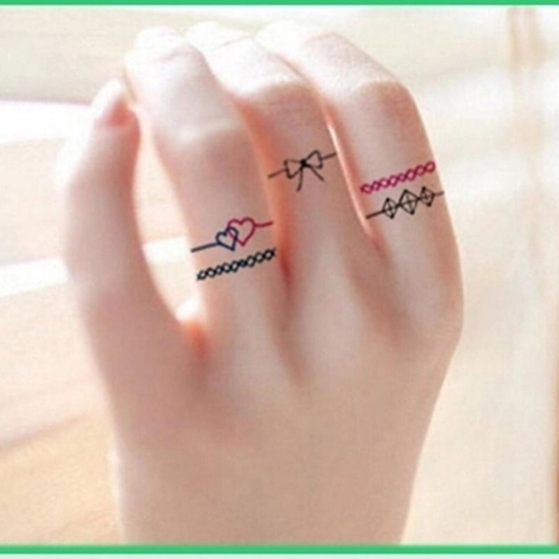 YK Promotional Hot Product Quality Products Korean Jewellery Animal New Ideas Tattoo Tat Ring