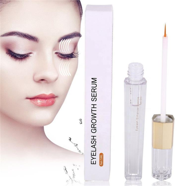 Herbal Eyelash Enhancer Fastest Eyelash Growth Serum Mascara with Growth Serum