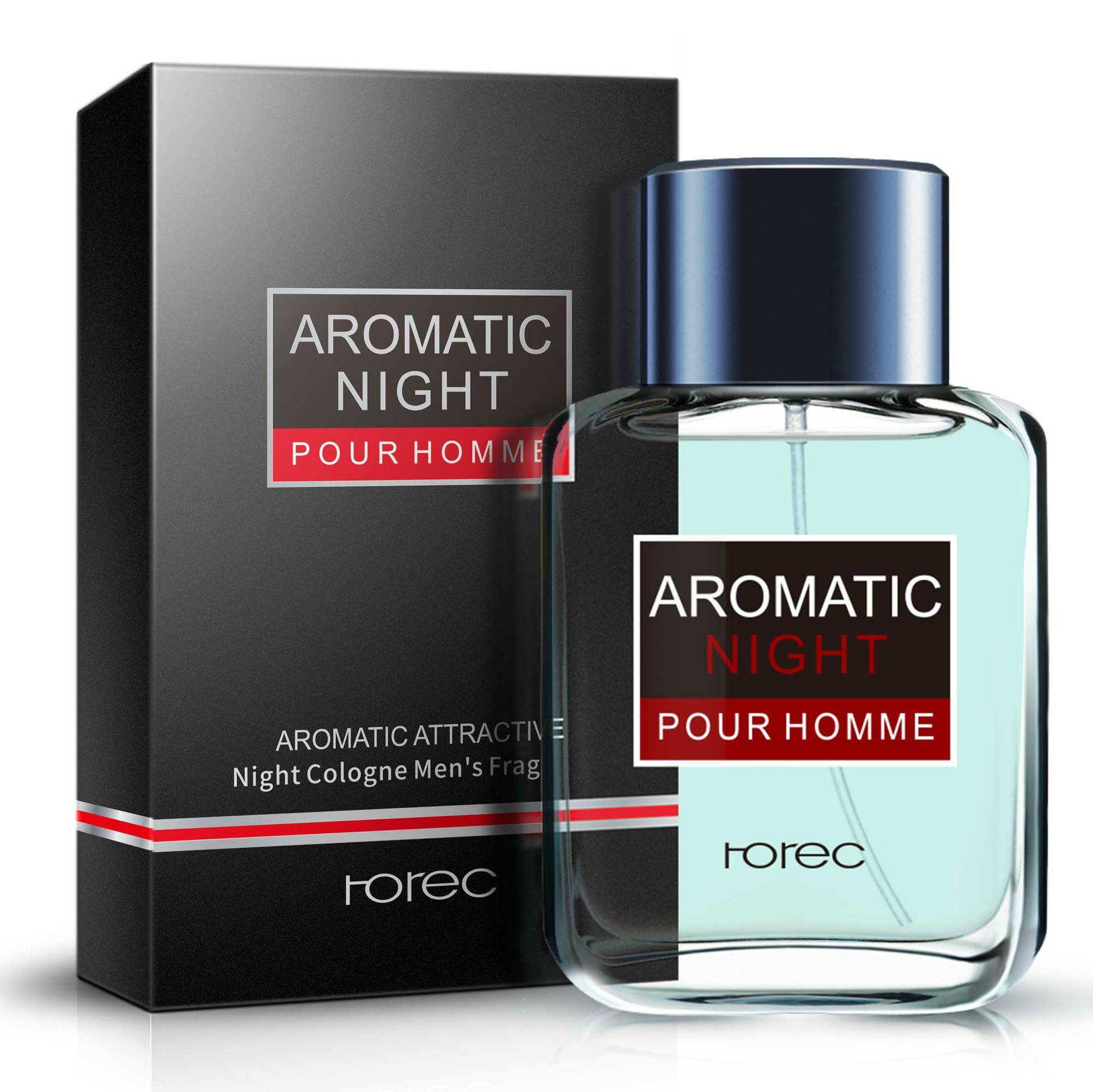 50ml Private label Rorec charming body spray continue fragrance men's perfume